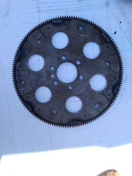 Click image for larger version.  Name:153t flex plate.jpg Views:19 Size:35.5 KB ID:295881