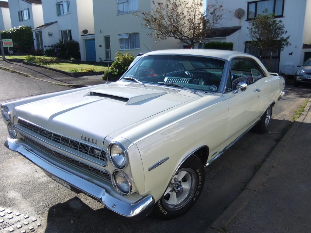 1966 Mercury Comet Coupe