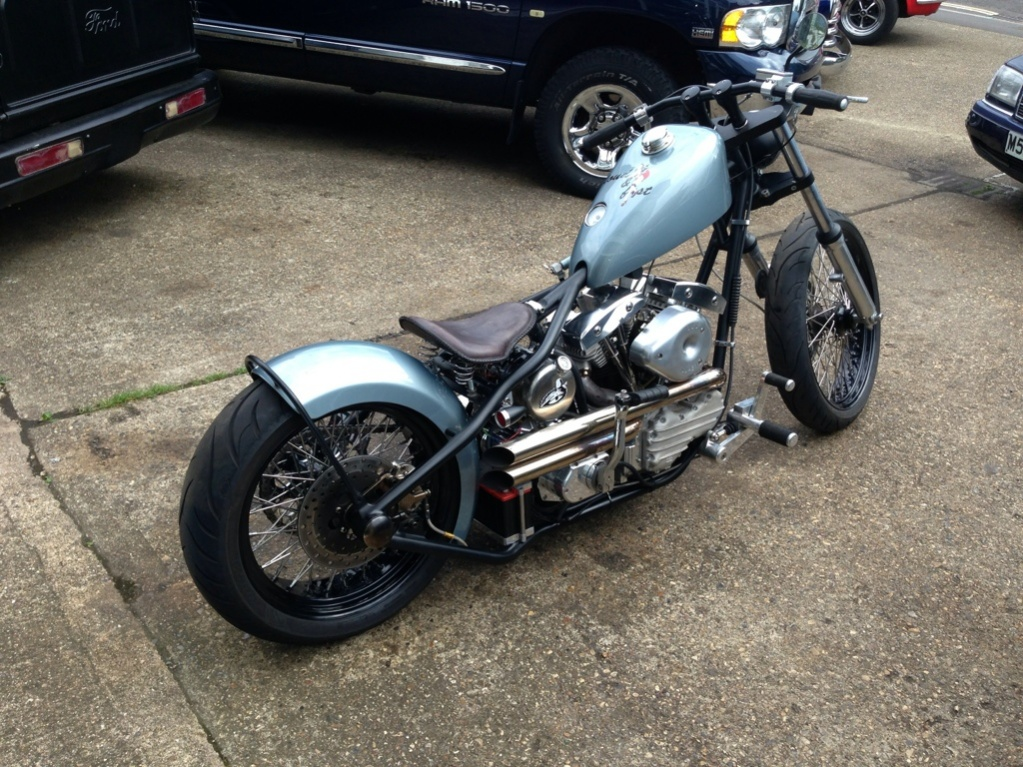 2012 Harley-Davidson® FLSTFB Softail® Fat Boy® Lo (Satin