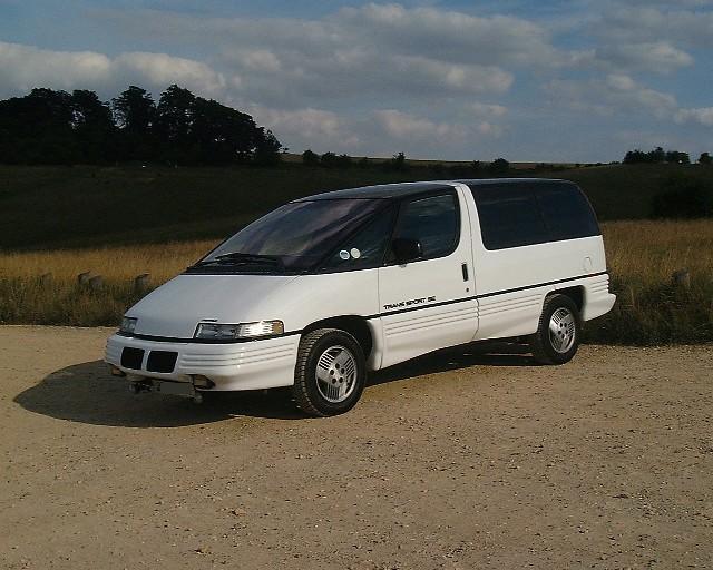 1992 Pontiac Trans Sport Se