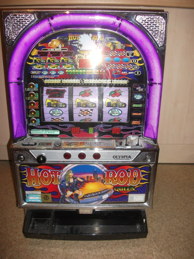 Fruit Slot Machine For Sale