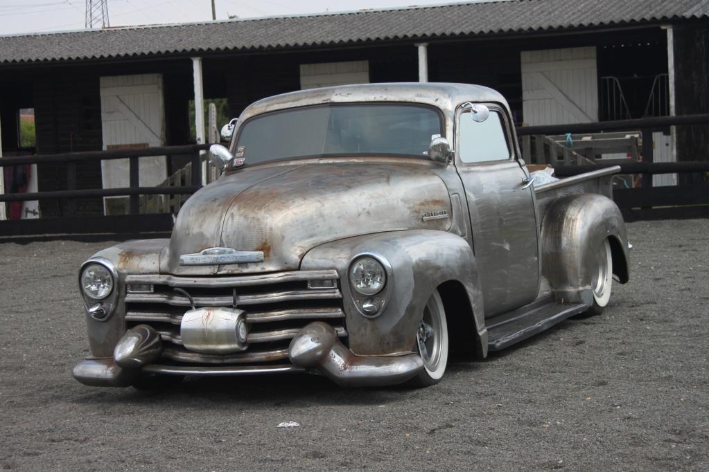Thread: 1948 Chevy Rat Rod Truck