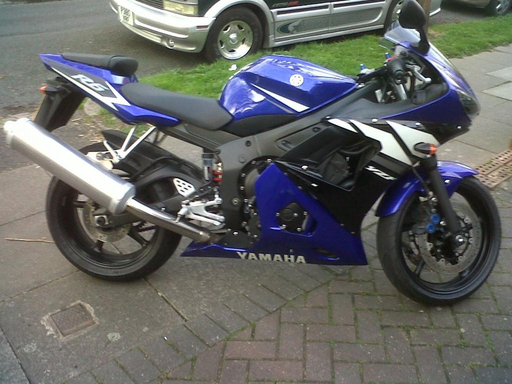 2003 Yamaha R6 for Sale
