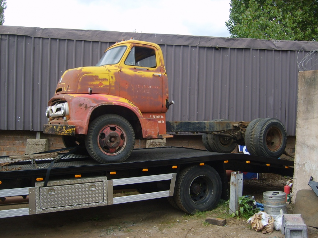 1956 Ford Coe for Sale http://sengook.com/ford-coe-for-sale.html